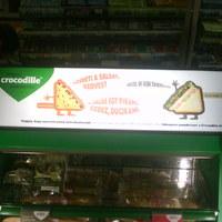 Salsa szendvics
