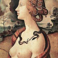 A reneszánsz firenzei szépség