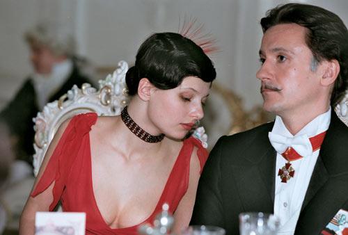 Az államtanácsos (Oleg Mensikov és Emilia Spivak)
