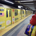 Narancslével borított manhattani metrószerelvény, szörnyű reggelek és a jövő reklámja