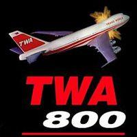 A TWA-800 járat lezuhanása