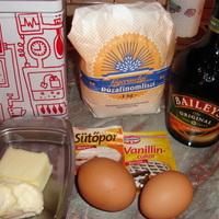 Bailey's muffin