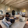 Egyszerre rusztikus és modern Ellen DeGeneres otthona Santa Barbarában