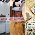 Konyhakiállítás 2019 - A konyhaspecialista beszámolója