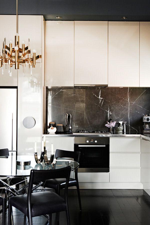 20 elegáns és elegáns modern konyha