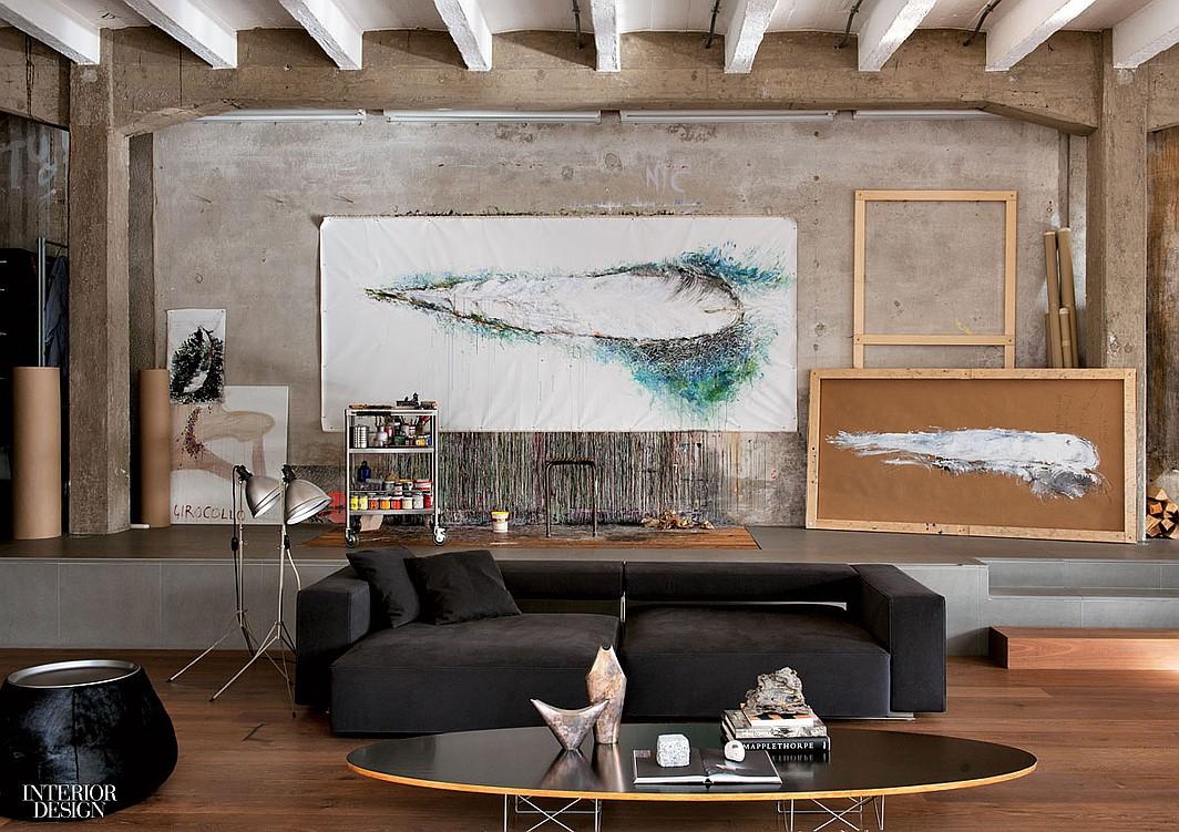 Művészi loft