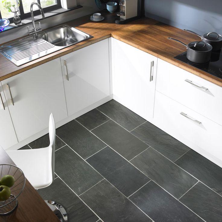 Kitchen Design Grey Floor: Ötletek Kis Konyhák Berendezéséhez