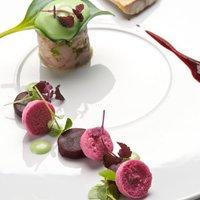 Food plate 7.