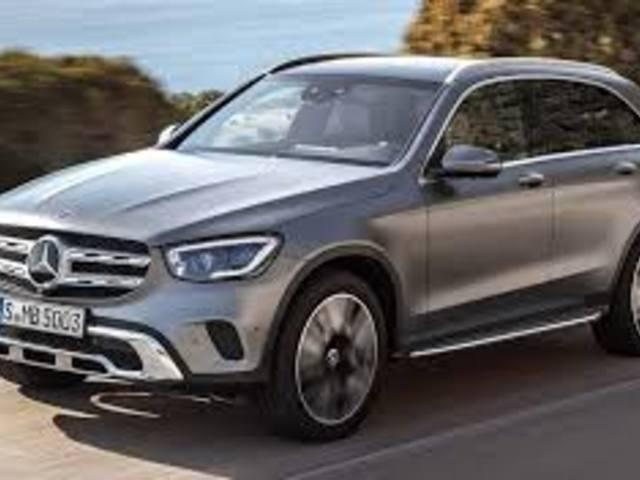 Eladó használt Mercedes GLC; használtautó