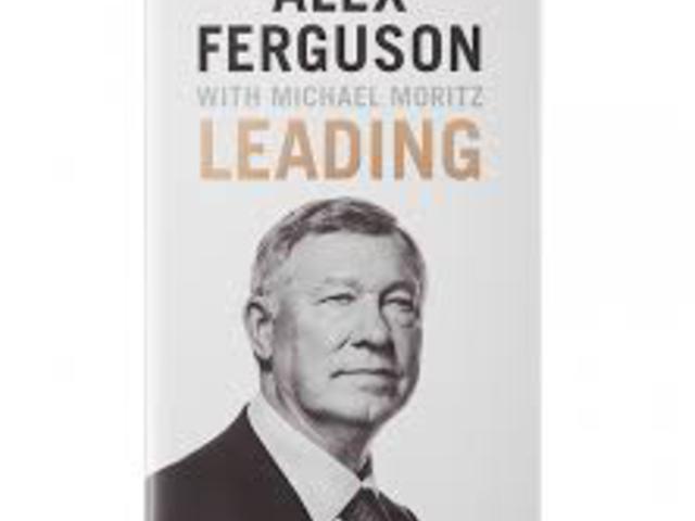Michael Moritz és Alex Ferguson: Vezetés Könyvajánló