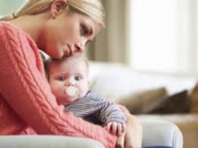A szülés utáni depresszió illetve perinatális depresszió