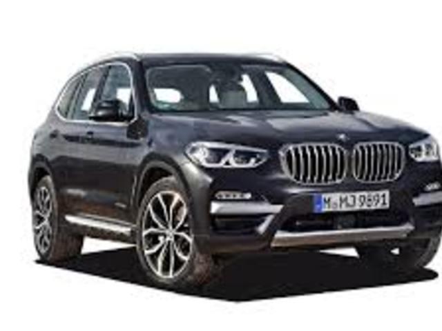 Eladó használt BMW X3; használtautó