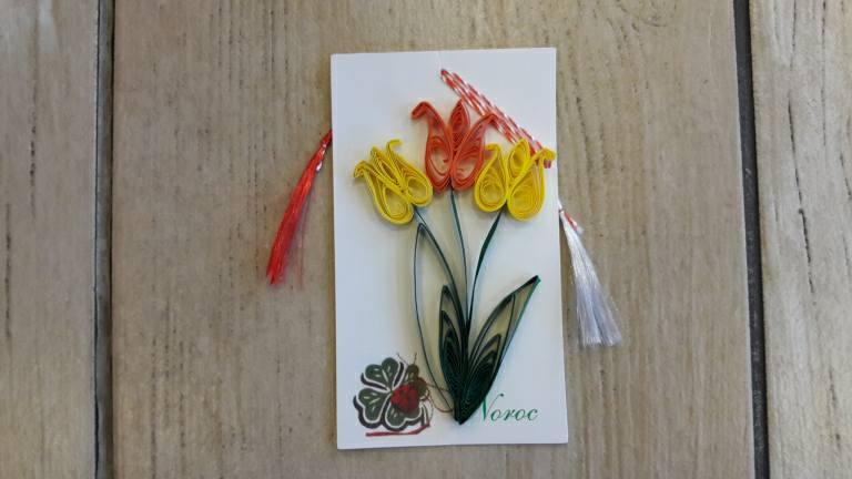 """""""Azért adja, mert a Máglyában szerepel a márciuska, a Fehér királyban a tulipánok."""""""
