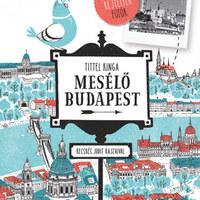 JÁTÉK: Legyen tiétek a Mesélő Budapest!