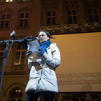 Gács Anna a Szépírók Társaságának új elnöke