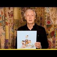 Paul McCartney gyerekkönyvet írt