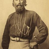 Előkerült Garibaldi könyvtára