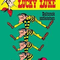 Lucky Luke, a bandita