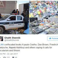 A perverzió népszerűsítése miatt foglalták le Dan Brown és Coelho könyveit Líbiában