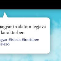 A magyar irodalom legjava 140 karakterben
