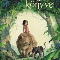 Meseszép rajzokkal elevenedik meg újra A dzsungel könyve