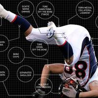 Az amerikai focit csak betépve lehet kibírni