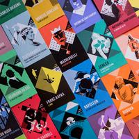 Így készült az 50 legszebb zsebkönyv