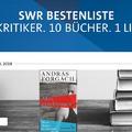 Magyar könyvek a német irodalmi listák élén