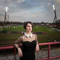 Egy nő írta a foci-vb legmániákusabb könyvét