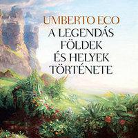 Legendás helyekre látogat, és bestsellereket szed ízekre új könyvében Eco