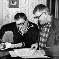 Elhunyt Borisz Sztrugackij, legendás sci-fi író