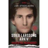 Áprilisban jelenik meg Stieg Larsson könyve az Olof Palme-gyilkosságról