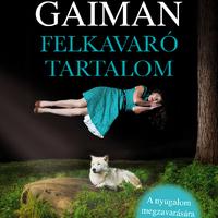 Felkavaró történetekkel jelentkezik Neil Gaiman