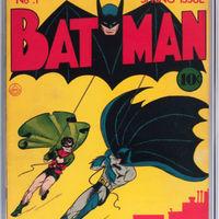 Két legendás Batman-szám kalapács alatt