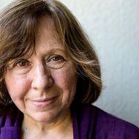 Szvetlana Alekszijevics kapta a német könyves Békedíjat