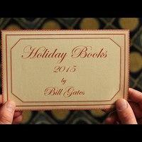 Bill Gates-nek idén ezek voltak a kedvenc könyvei
