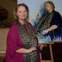 A British Library falán fog lógni Hilary Mantel portréja