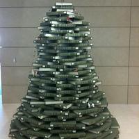 Könyvkarácsonyfa, Péterfy, Highsmith - Napi linkek