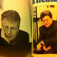 Ikertornyok: Stieg Larsson - Maros Gábor
