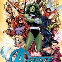 A-Force, Ms. Marvel, Marvel Kapitány - A nők átveszik az uralmat a Marvel felett