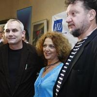A Rotary Irodalmi Díj három jelöltje