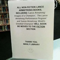 Mégsem kapott fikciós besorolást Armstrong könyve
