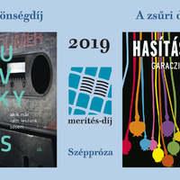 Krusovszky Dénes és Garaczi László kapja idén a Merítés-díjat széppróza kategóriában
