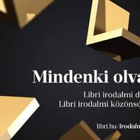 Irodalmi díjat alapít a Libri
