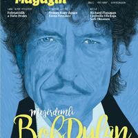Megérdemli Bob Dylan a Nobel-díjat? Itt a Könyves Magazin téli száma!