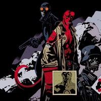 20 éves Hellboy