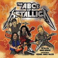 Ábécés könyvet ad ki a Metallica