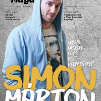 Könyves Magazin: itt a SimonMarci-szám!
