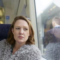 Paula Hawkins: A lány a vonaton volt az utolsó esélyem