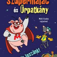 Szívünk rajta: vicces szuperhősöké a hónap könyve